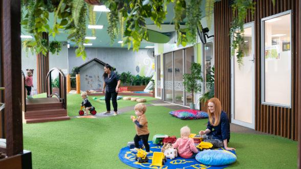 Edge Early Learning South Brisbane Nursery