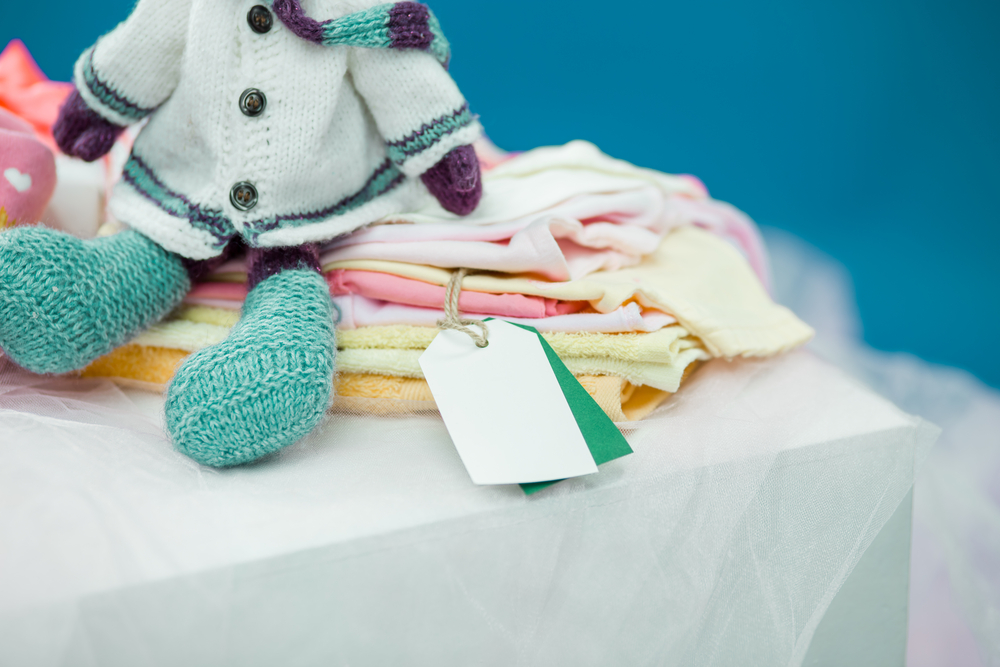 Recycle unwanted baby items