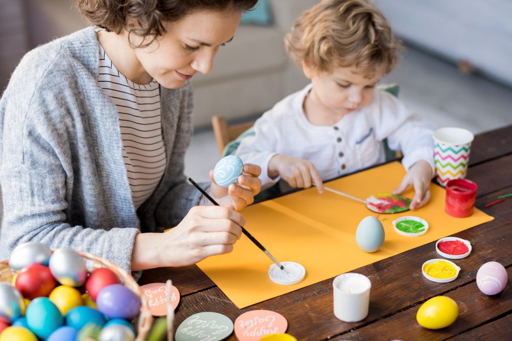 Easter crafts try these holidays