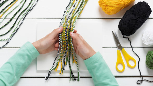 10 crafts to try with wool