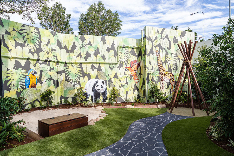 Kelvin Grove mural