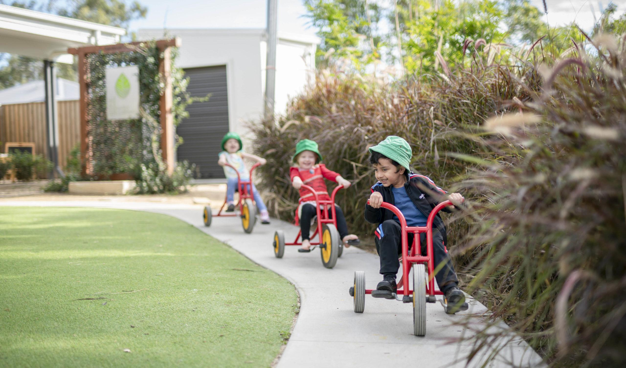 Edge Early Learning Bike tracks