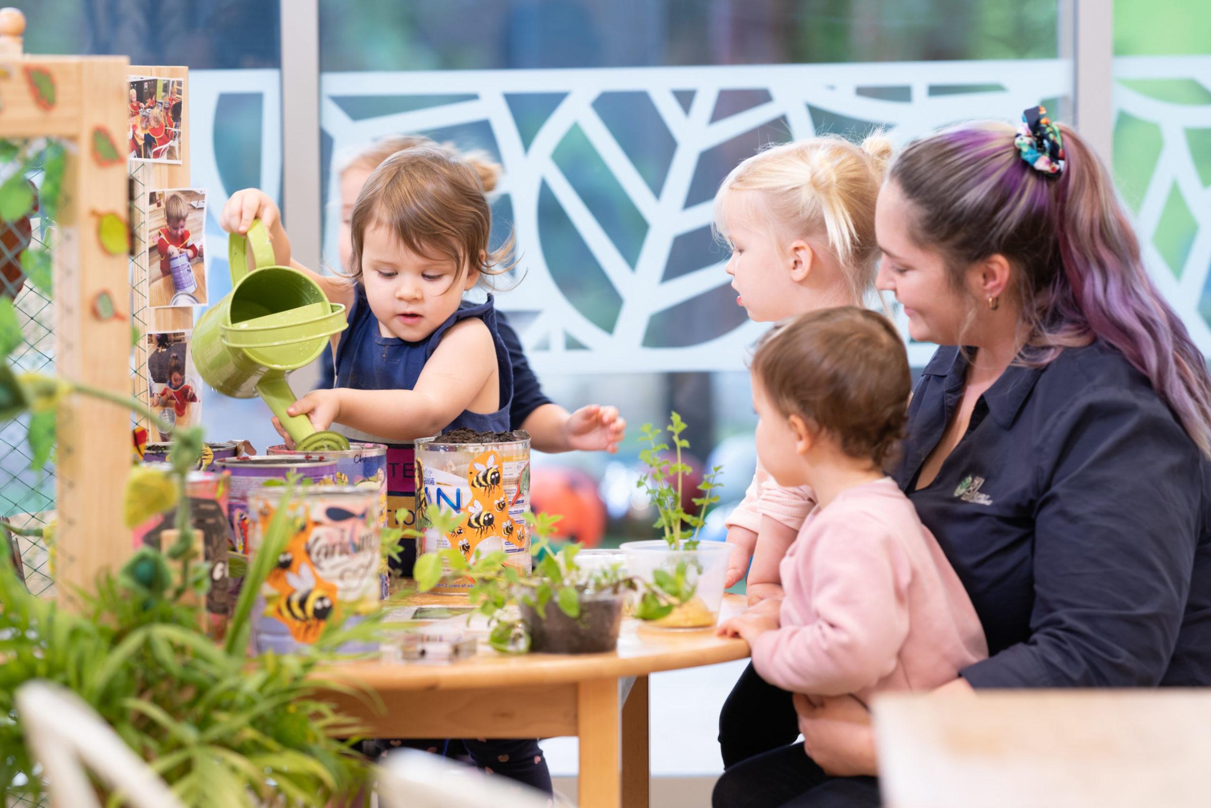 Sustainability at Edge Early Learning Bilinga