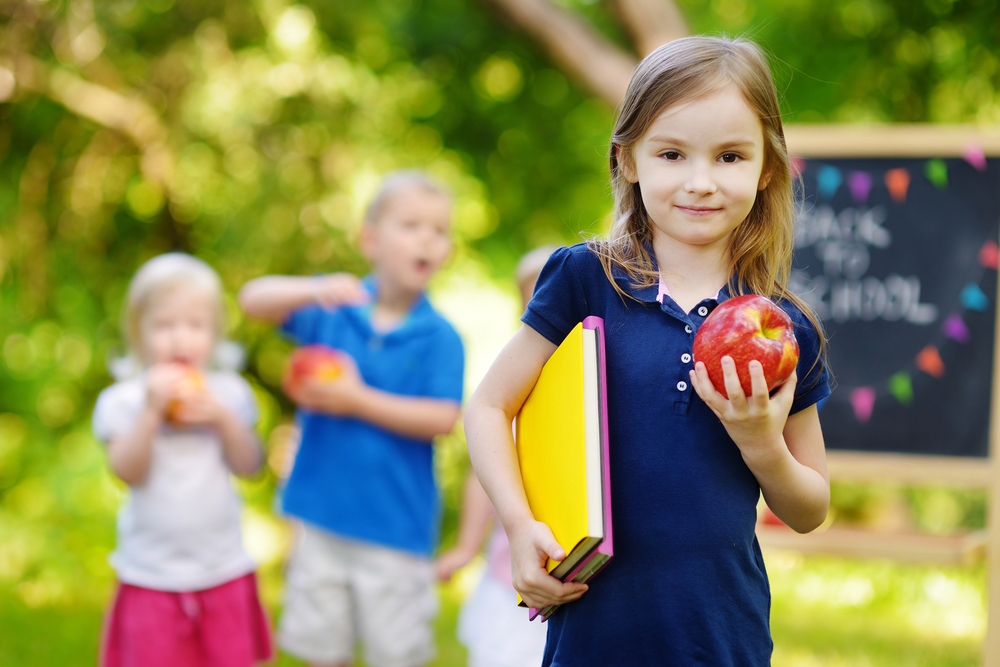 five ways to help your child transition