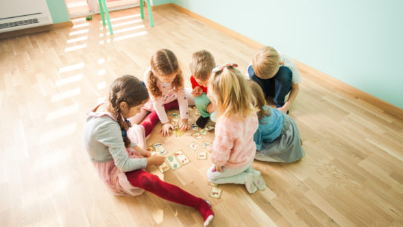 Why you should play cards with your children